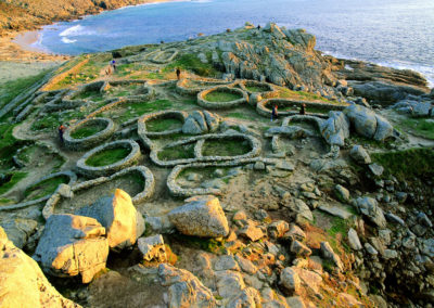 Baroña-Celt-fortress-dezanove-house-luxury-private-holiday-villa-rental-Galicia-Spain
